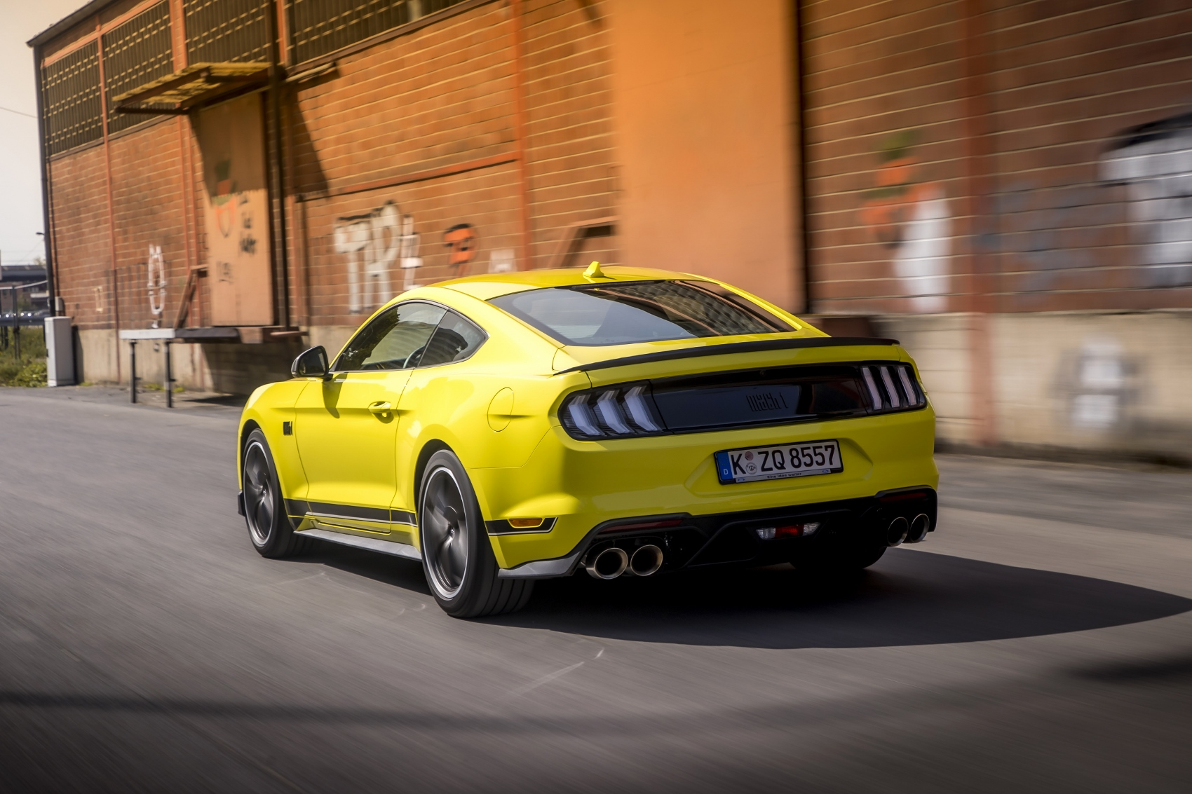 Ford Mustang Mach 1 (10)