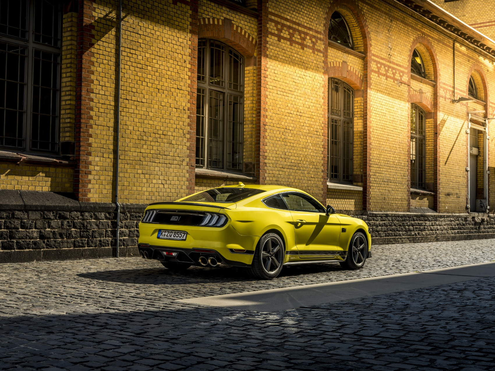Ford Mustang Mach 1 (5)
