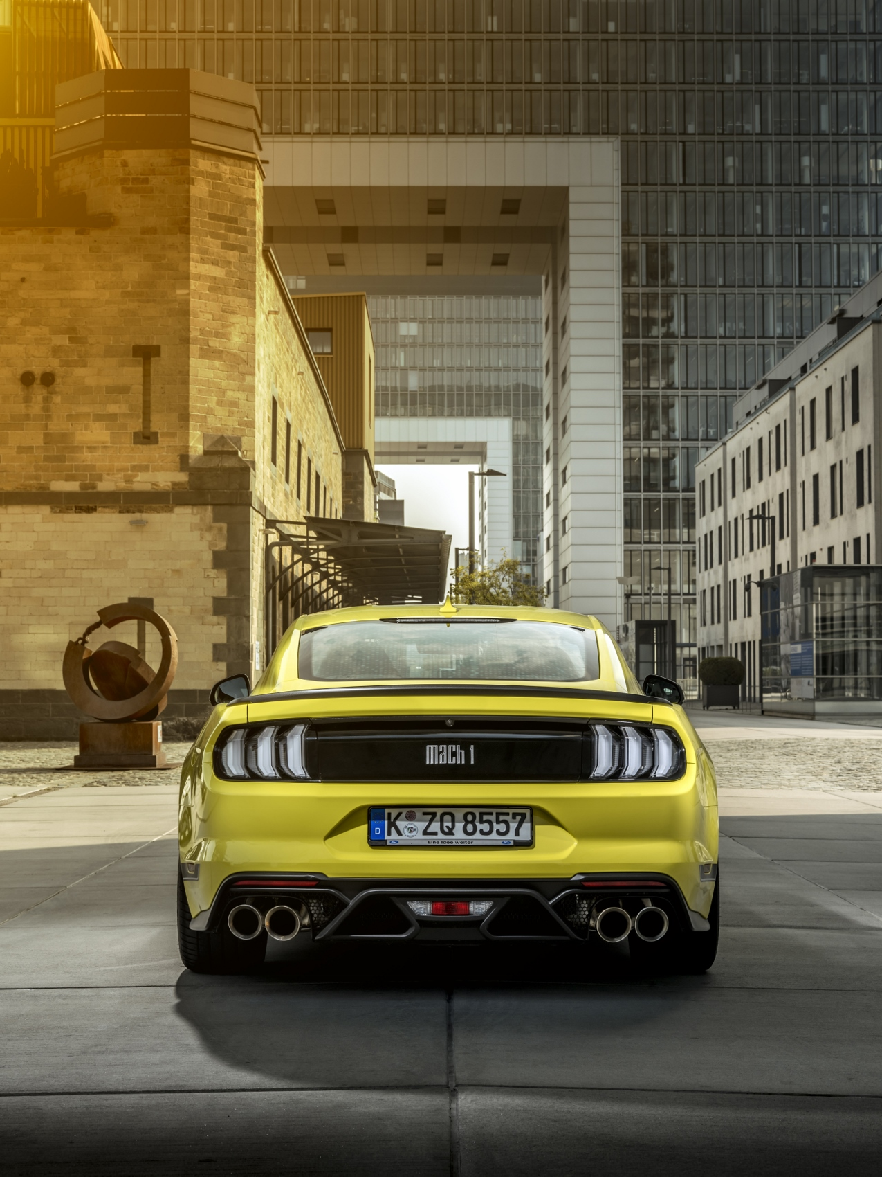Ford Mustang Mach 1 (8)