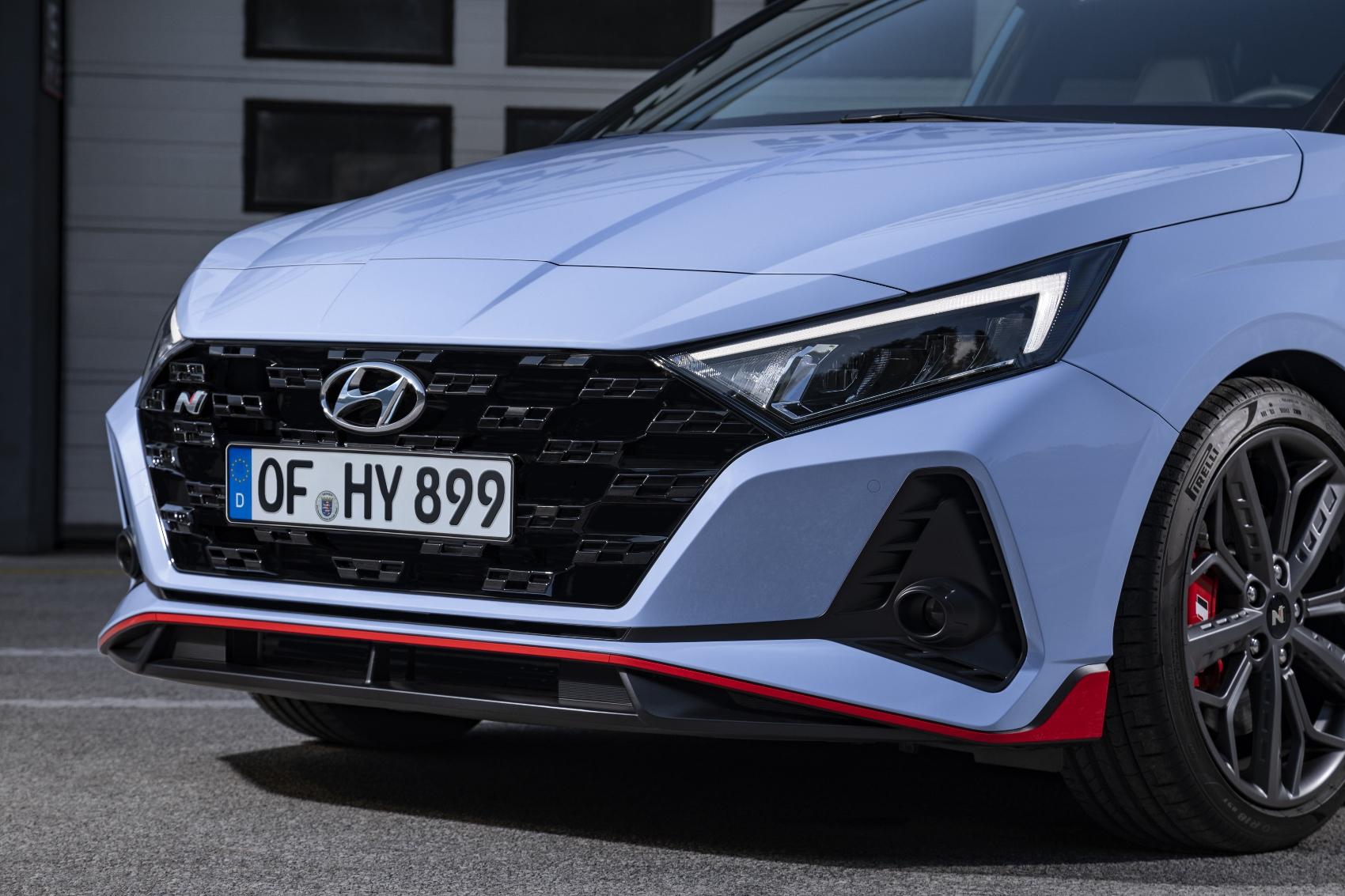 Hyundai i20 N (11)
