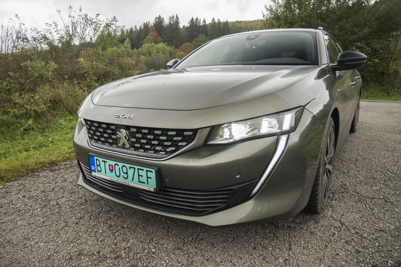 Peugeot 508 SW (4)