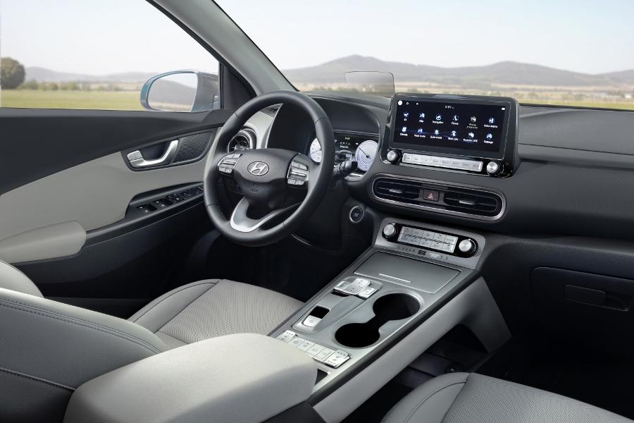New Hyundai Kona Electric (15)