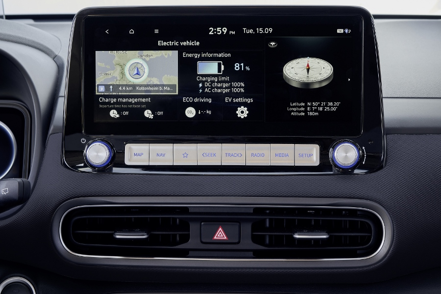 New Hyundai Kona Electric (18)