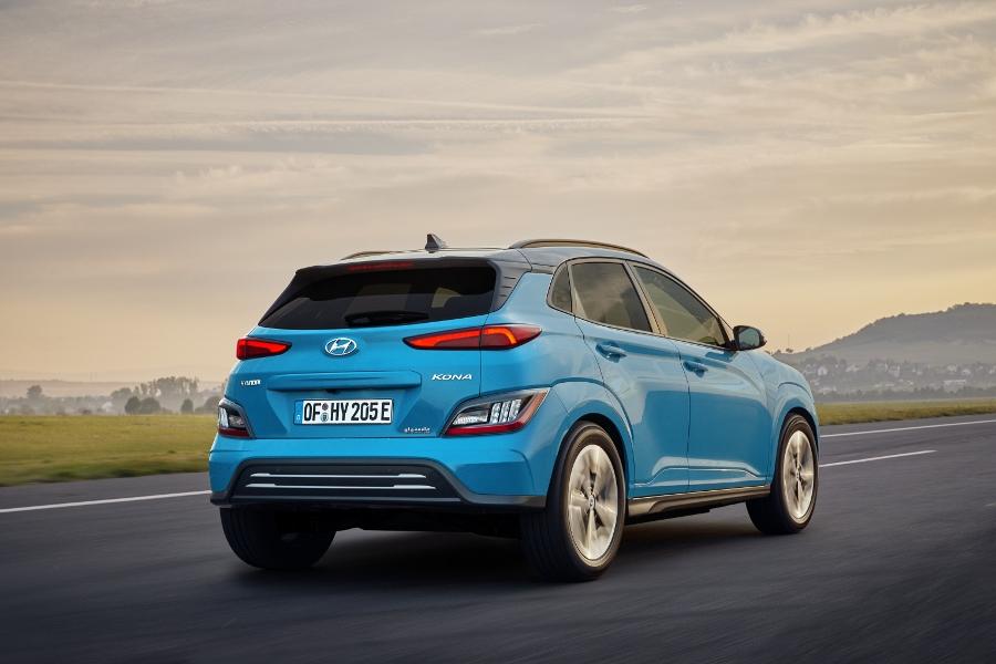 New Hyundai Kona Electric (2)