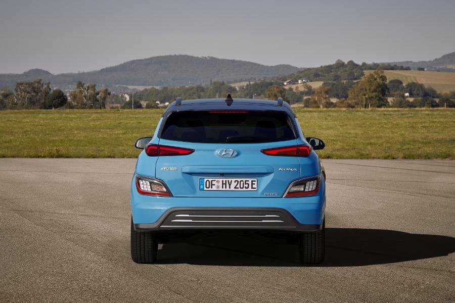 New Hyundai Kona Electric (7)