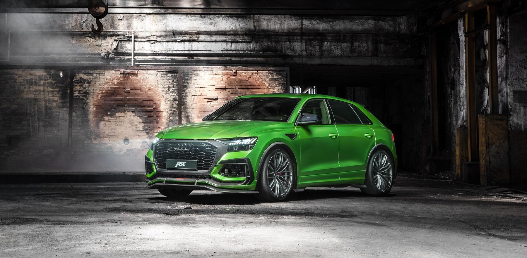 ABT druhýkrát zvýšilo výkon Audi RS Q8