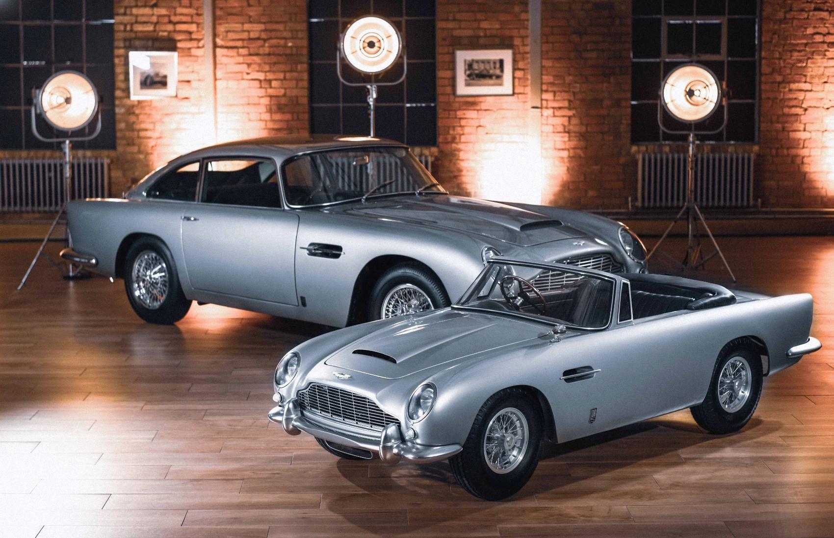 Aston Martin DB5 Junior je ďalšou drahou hračkou pre deti bohatých