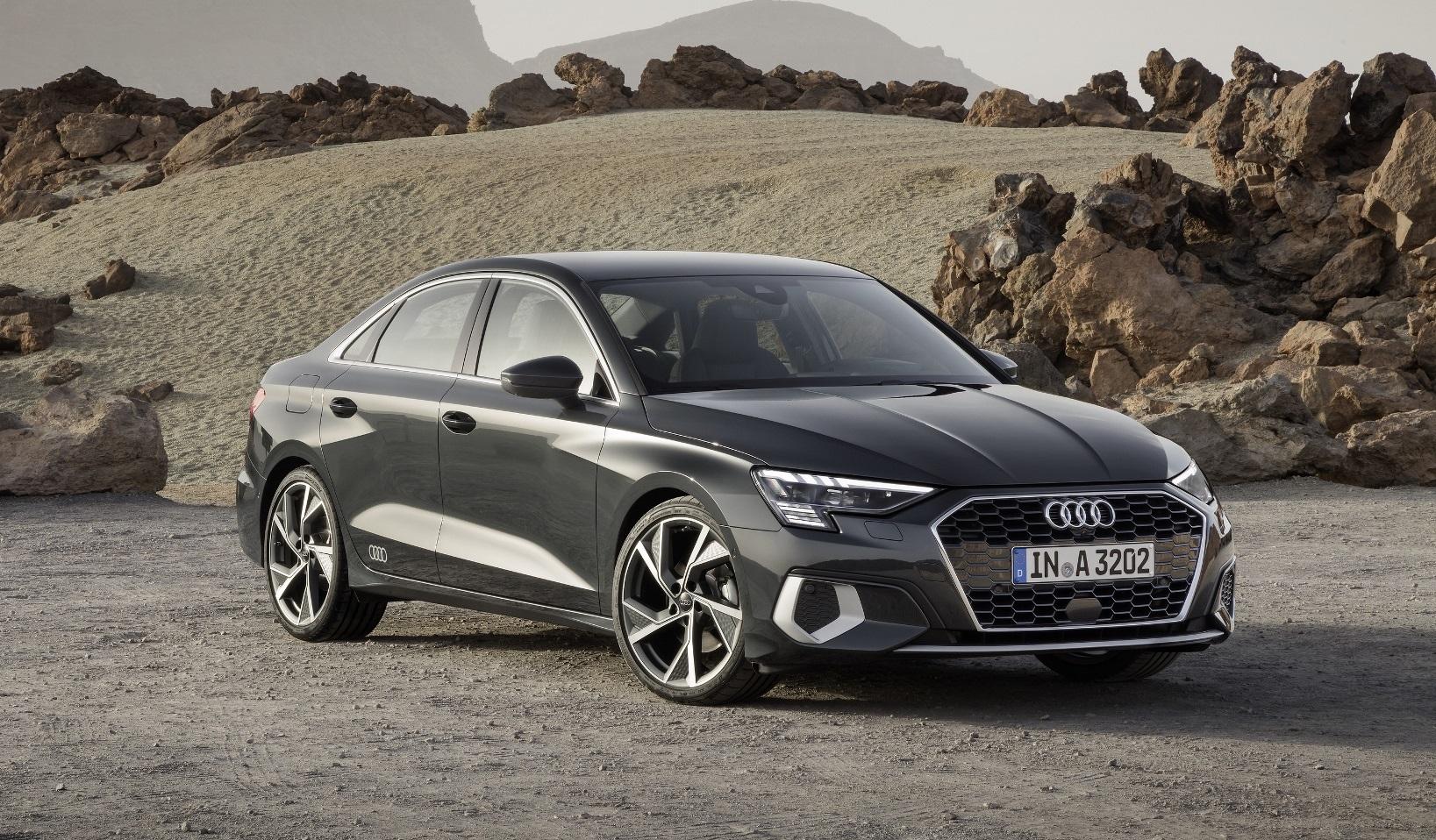 Audi chce s modelom A3 Sedan zaútočiť na nemeckú konkurenciu