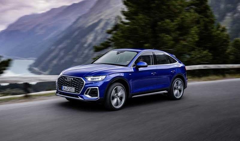 Audi predstavilo modely Q5 a SQ5 Sportback