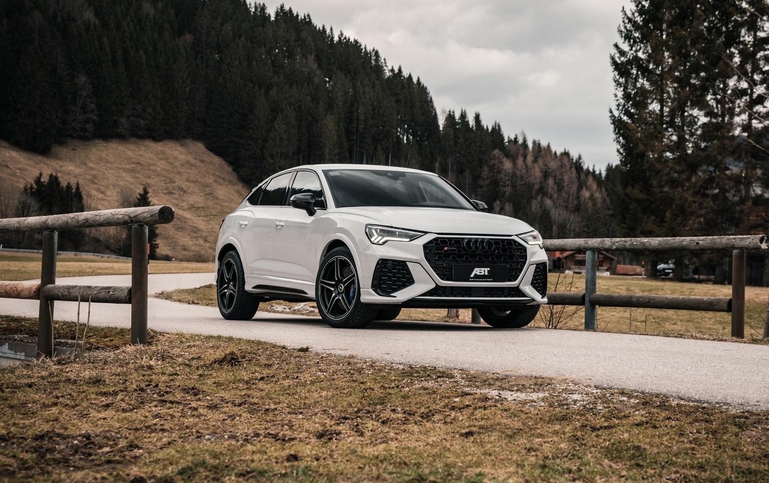 """Audi RS Q3 od ABT, alebo keď """"obyčajné"""" RS nestačí"""