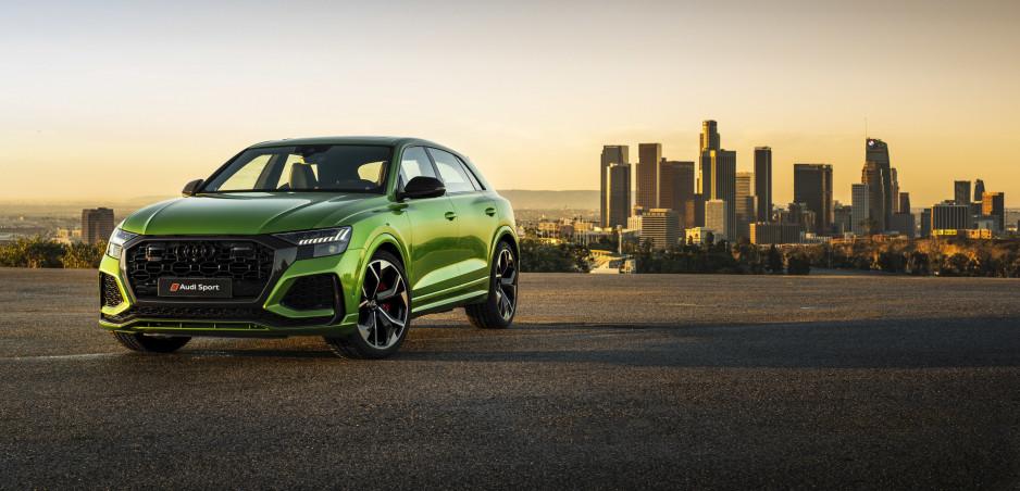 Audi RS Q8: Supervýkonné SUV príde už o pár mesiacov