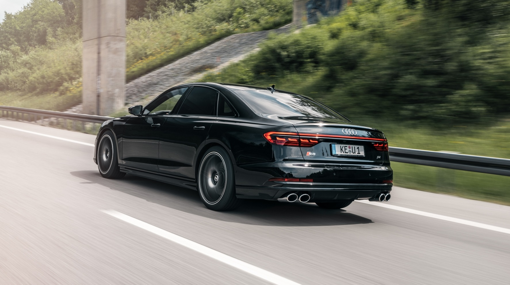 Audi S8 od ABT sa zrýchlením vyrovná aj superšportom