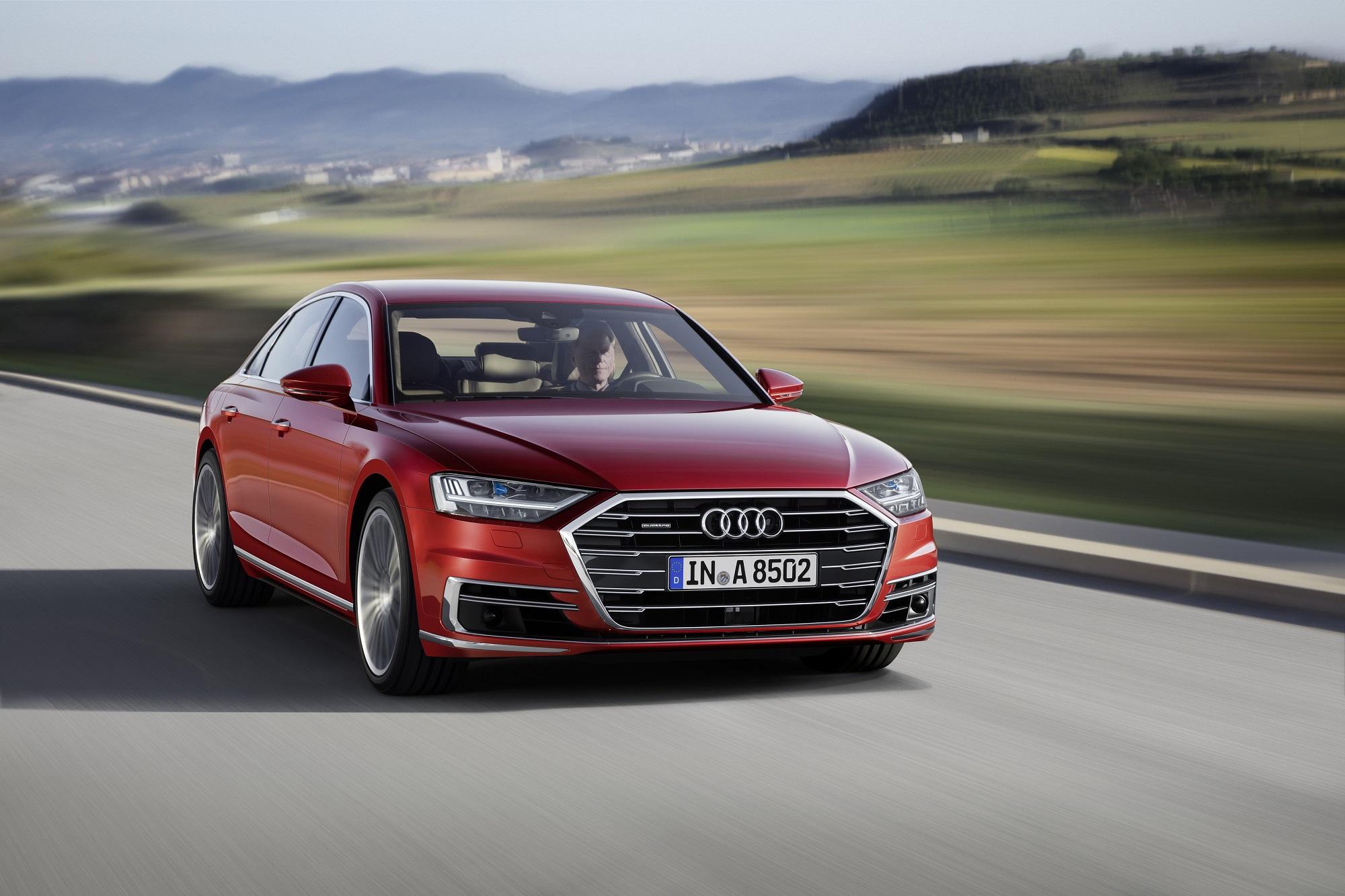 Audi sa vzdáva autonómneho riadenia 3. stupňa v modeli A8