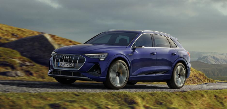 Audi vylepšilo elektrické SUV e-Tron a predĺžilo jeho dojazd