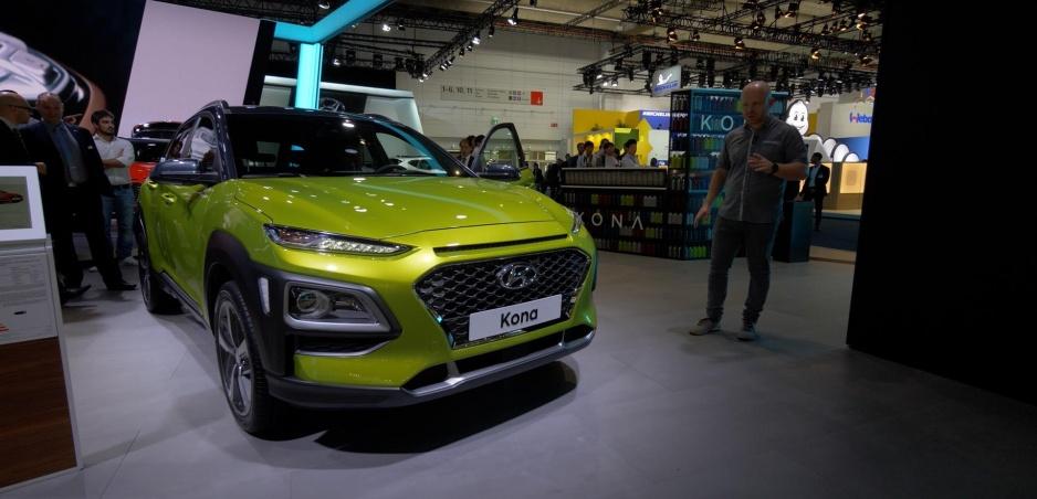 Autosalón Frankfurt: Hyundai Kona vyzerá lepšie naživo