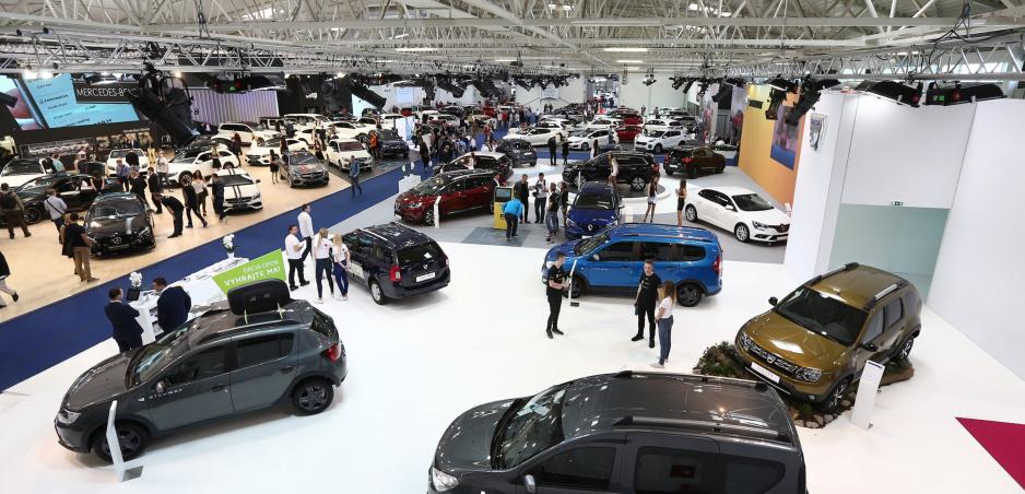 Autosalon v Bratislave prinesie stredoeurópsku výstavnú premiéru aj lietajúce auto