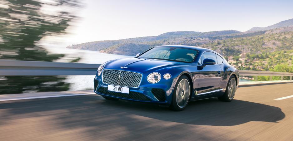 Bentley Continental GT: Aj luxus bude elektrifikovaný