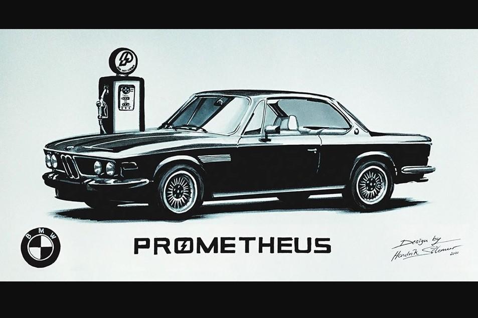 BMW: Eko benzín, vyrobený zo vzduchu, realitou už tento rok