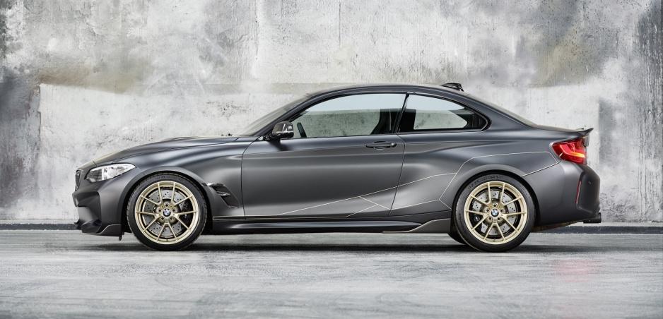BMW M Performance Parts Concept je vlastne výnimočná verzia BMW M2