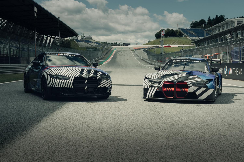 BMW ukázalo M4 Coupé a pretekárske M4 GT3