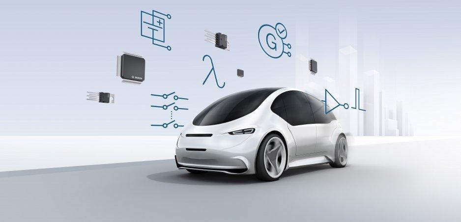 Bosch chráni elektromobily pred skratom po nehode kontrolovanou explóziou