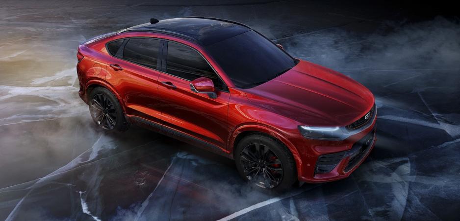 Čínska automobilka napodobnila BMW X4. Predávať sa bude aj v Európe