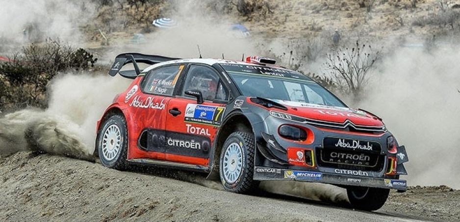 Citroen zvažuje športovú verziu modelu C3, inšpirovanú WRC