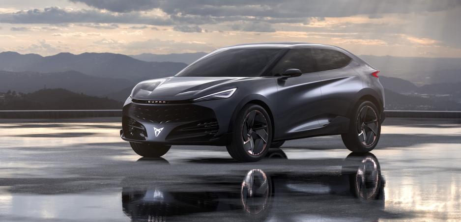 Cupra Tavascan Concept: Čisto elektrické SUV už má meno aj vzhľad