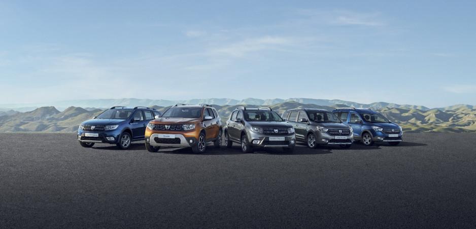 Dacia znovu ponúka LPG modely Duster, Sandero a Logan