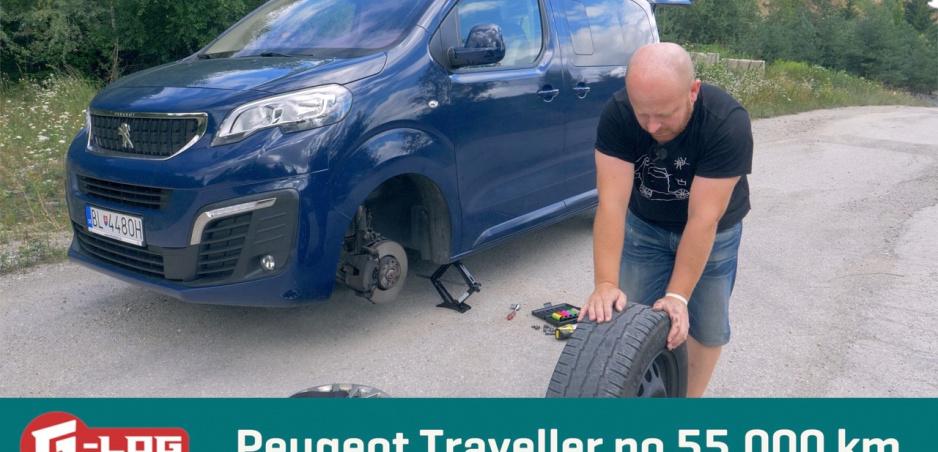 Dlhodobý test: Peugeot Traveller má za sebou 55-tisíc km