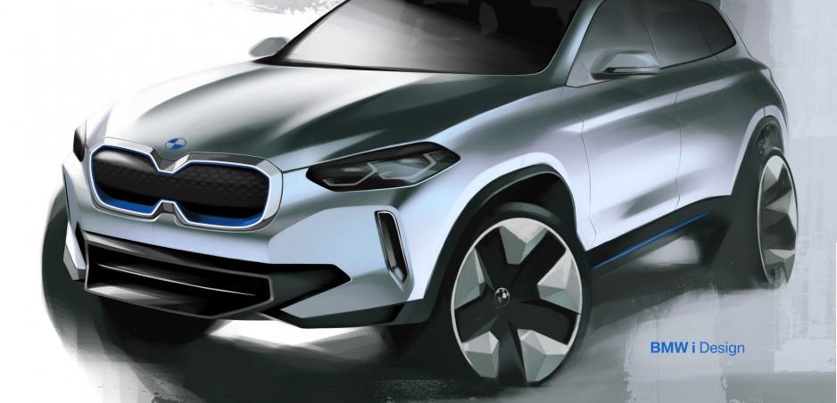 Elektrické BMW iX3 zaujme spotrebou a dojazdom