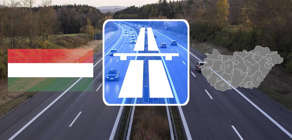 Elektronická diaľničná známka Maďarsko 2020: Toto o nej musíte vedieť