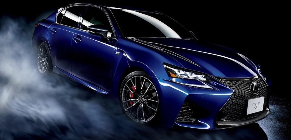 Facelift zmení Lexus GS F opticky len minimálne. Japonci sľubujú lepšie jazdné vlastnosti