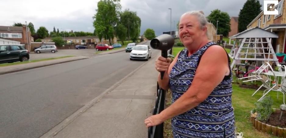 Fénom proti pirátom: Táto babička dokazuje, že dôvtip niekedy stačí