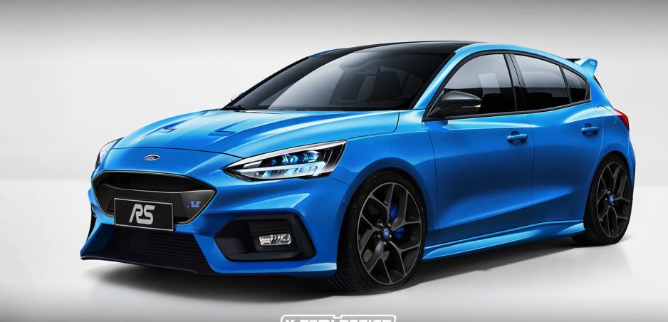 Ford bojuje s emisiami nového Focusu RS. Čaká na prelom v hybridných pohonoch