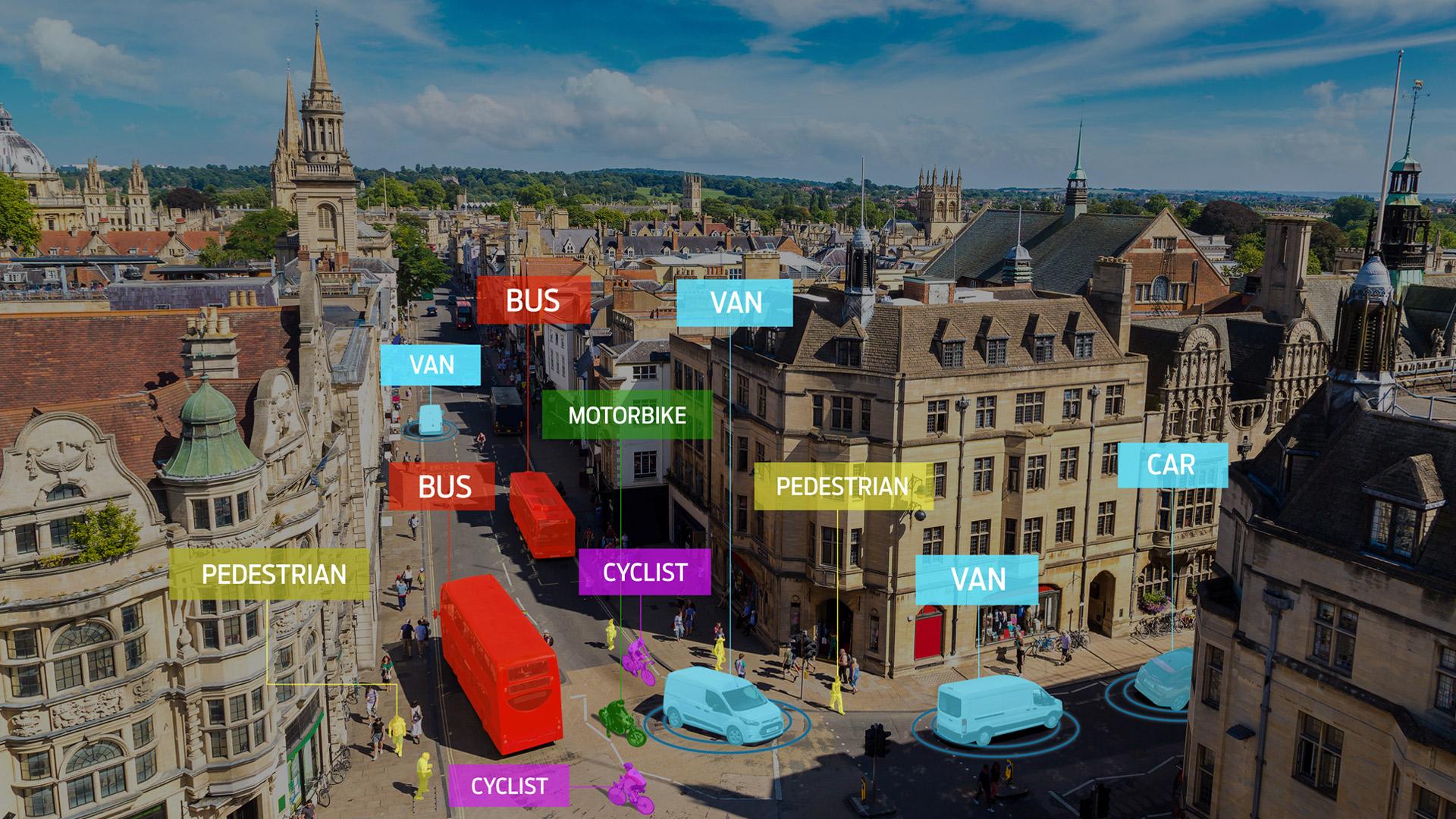 Ford chce predvídaním miesta dopravných nehôd pomôcť mestám