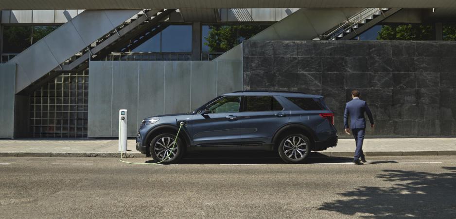 Ford do Frankfurtu priniesol elektrinu až v 5 modeloch