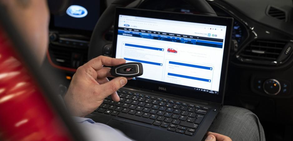 Ford prišiel s novou ochranou pred krádežou pre vozidlá s bezkľúčovým systémom