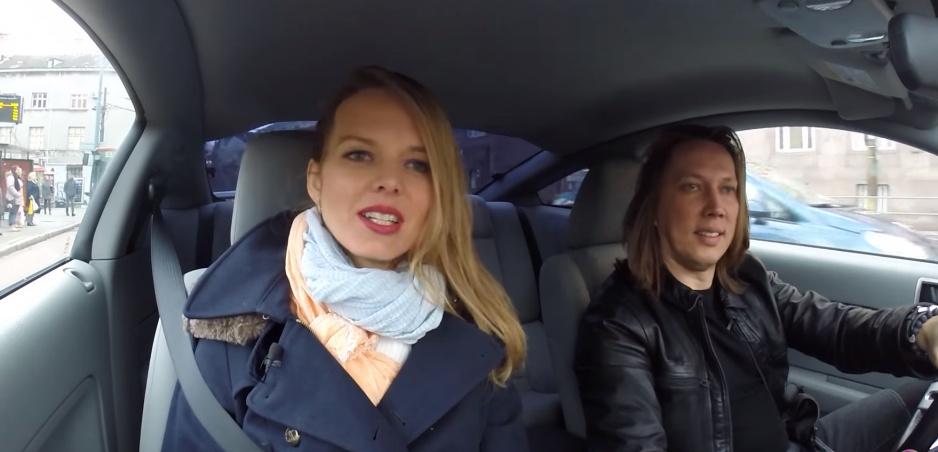 FunFÁRO s Didianou: Peter Cmorik predviedol svoj Ford Mustang