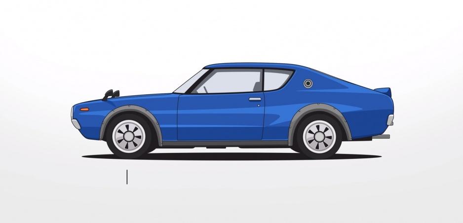 História Nissan Skyline: 60 rokov špičkových technológií v krátkom videu