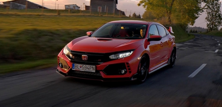 Honda Civic Type R je autom pre náročného šoféra