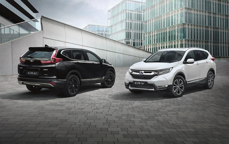 Honda prezradila slovenskú cenu modelu CR-V Sport Line