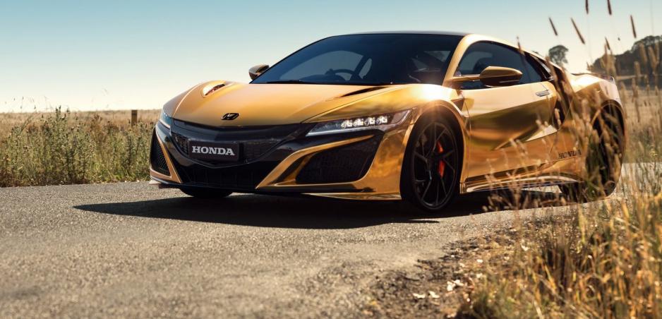 Honda sa pri oslave výročia riadne utrhla. Pozrite si jej zlaté modely
