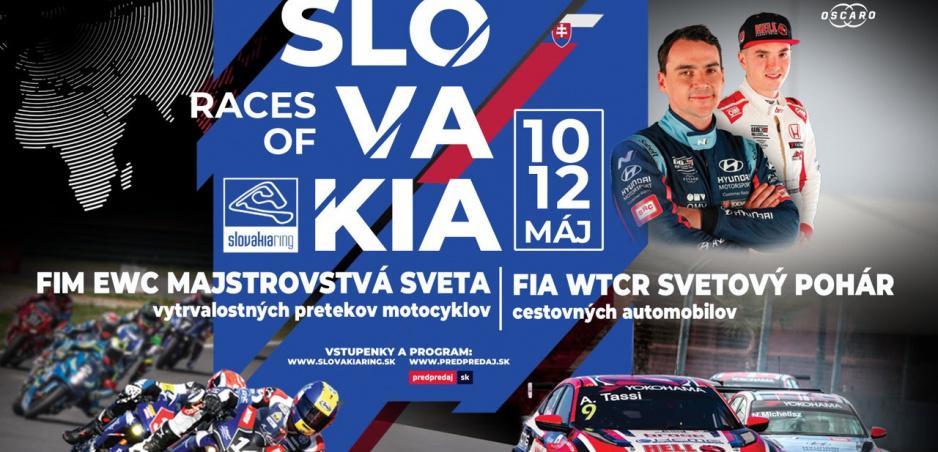 Hviezdy WTCR prezradili, čo si myslia o Slovakia ringu