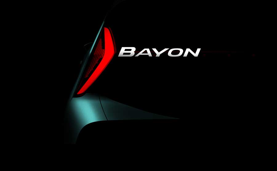 Hyundai Bayon bude malý crossover pre voľnočasové aktivity