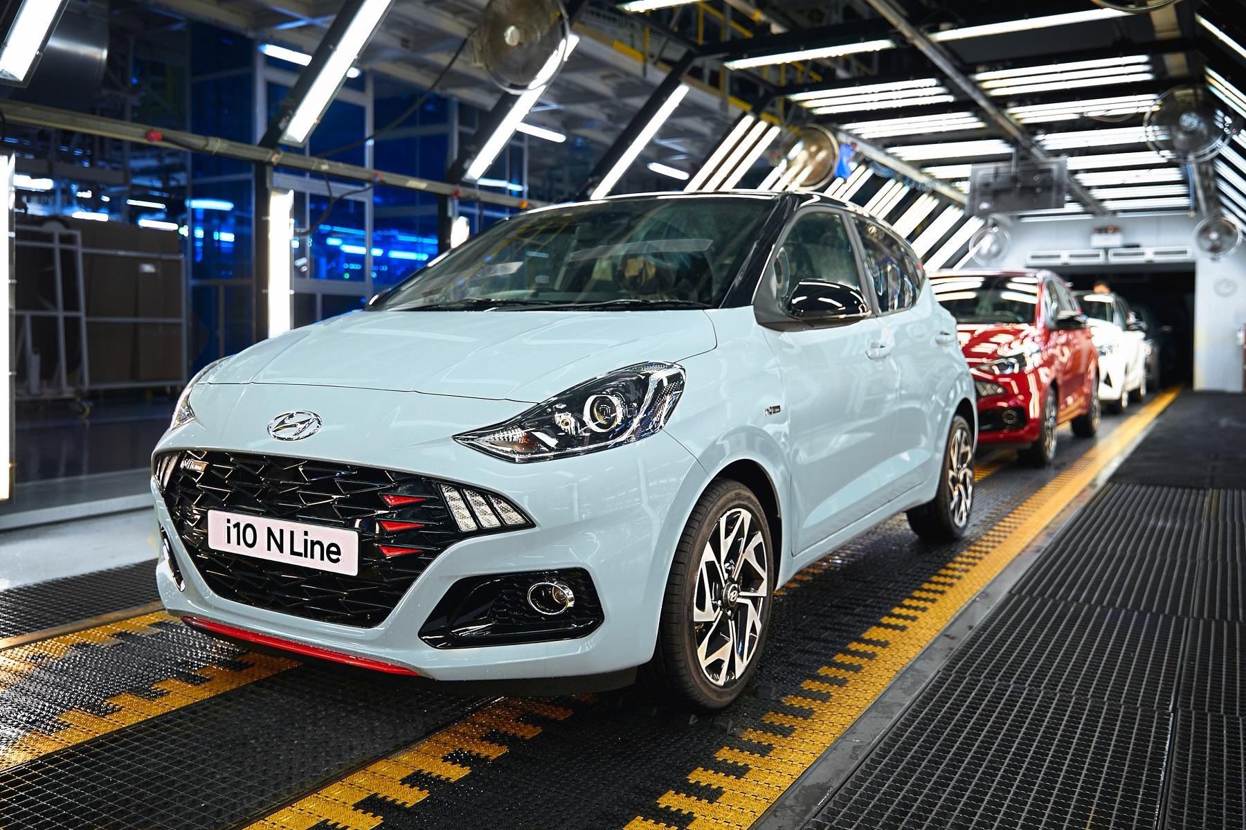 Hyundai i10 N Line nie je len o výbave. Dostane aj silnejší motor (doplnená cena)