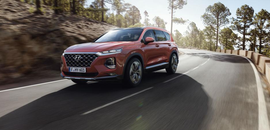 Hyundai Santa Fe dostane hybridný pohon