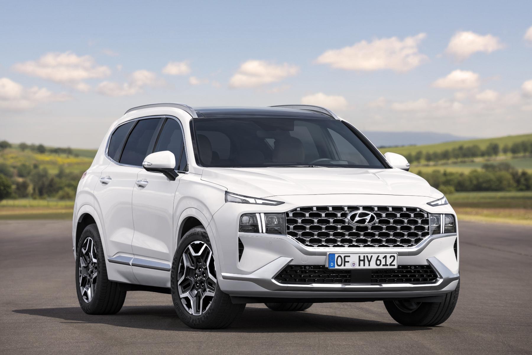 Hyundai Santa Fe dostal nové motory a prevodovky