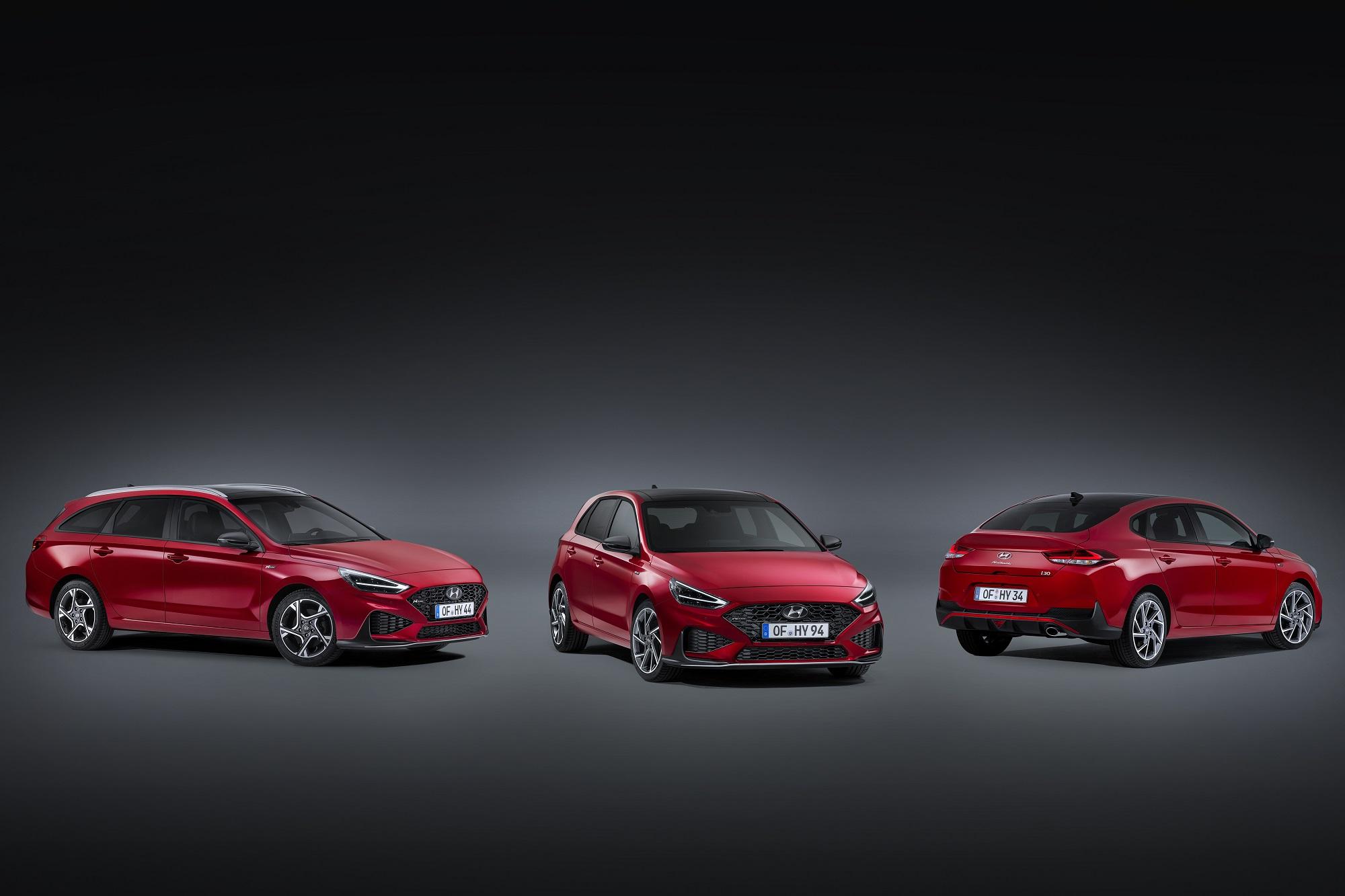 Hyundai spúšťa výrobu modernizovaného modelu i30