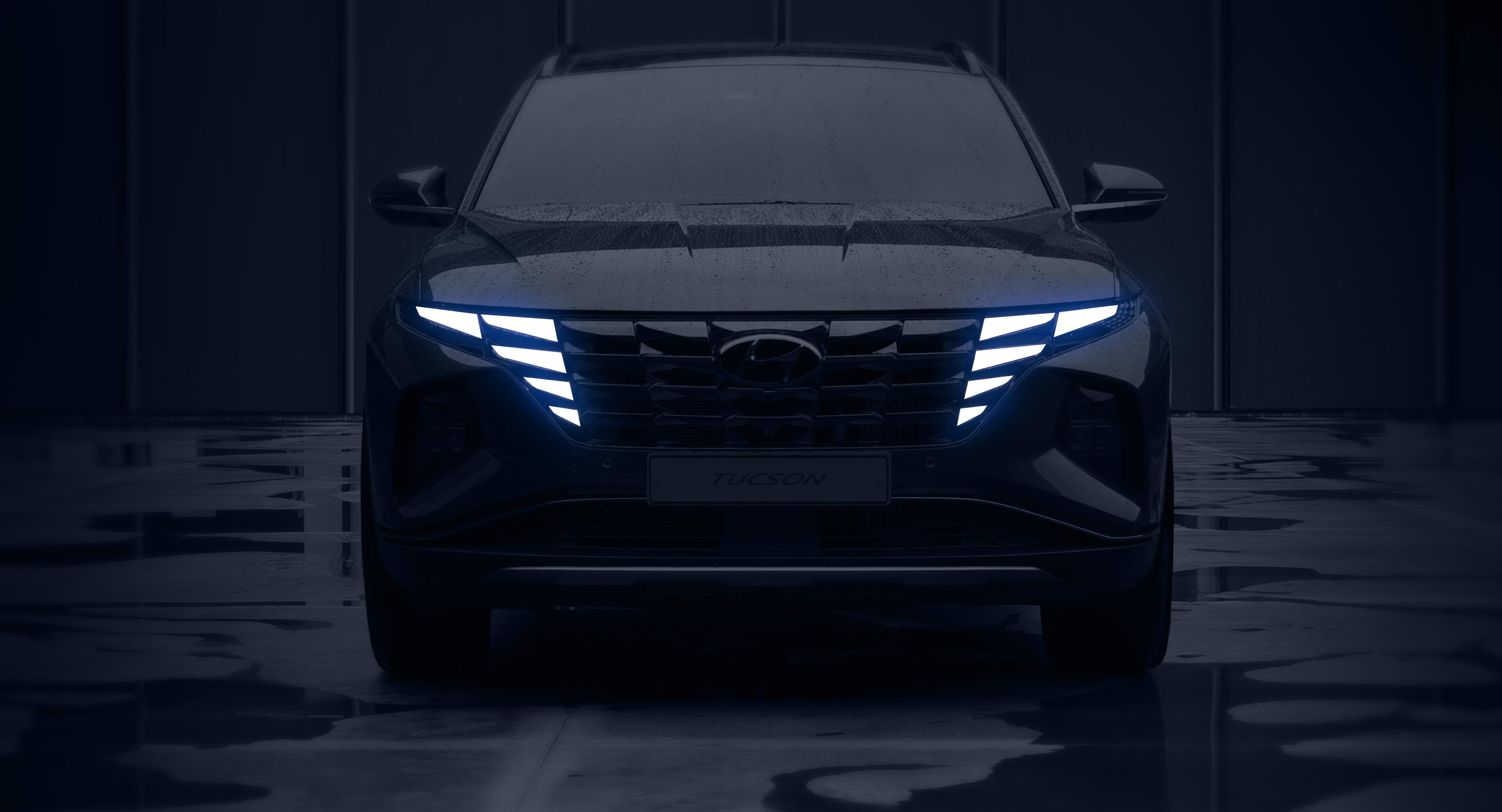 Hyundai Tucson dostane hybrid, aj ostrú verziu N. Foto odhaleného modelu v článku